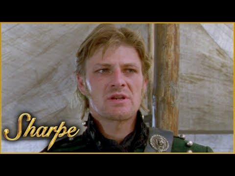 Sharpe Gets Promoted To Major | Sharpe