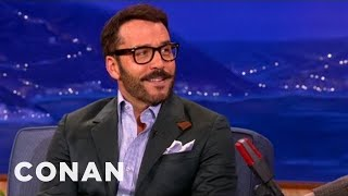 Jeremy Piven's Niece Pearl Has Retired From Acting - CONAN on TBS