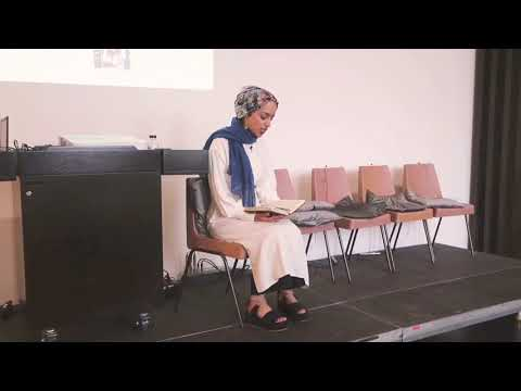 Surah Ar-Rum Qur'an recitation at the Glasgow Women's library