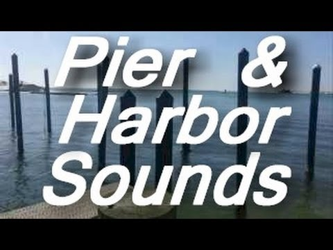 "Harbor, Waves and Ocean Sounds  ""Sleep Sounds"" Relaxation HD"