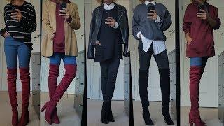 Winter outfit ideas Lookbook