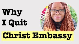 Summer Aku Was A Member Of Christ Embassy - Why I Left Christ Embassy
