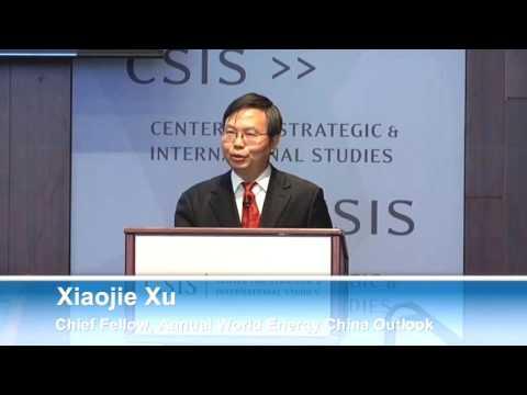 world Energy China outlook