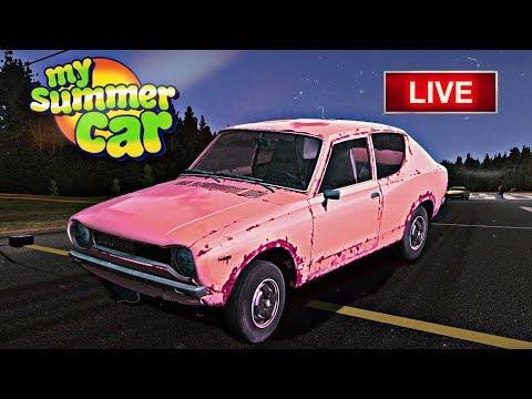 EN DIRECTO - My Summer Car #9 (Simulador de vida)