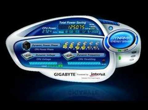 Gigabyte Dynamic Energy Saving Technology