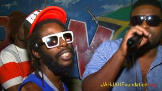 Dutty Cup Crew, for JAHJAH Foundation