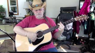 1481 -  If We Make It Through December -  Merle Haggard cover with guitar chords and lyrics