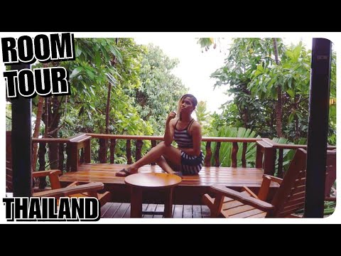 THAILAND RAILAY BEACH GREAT VIEW RESORT || ROOM TOUR