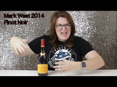Wine Review: Mark West Pinot Noir 2014