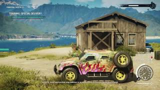 Just Cause 4 - Training: Special Delivery - A Relic To Wreck