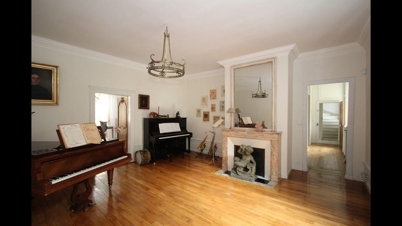 vend appartement de caract re en duplex enti rement r nov nancy hyper centre youtube. Black Bedroom Furniture Sets. Home Design Ideas