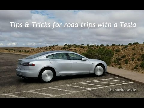 Tips and Tricks for long road trips in a Tesla