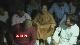 Arvind Kejriwal and Co-Turn Protest in LG's Waiting Room Into Sleepover | ABN Telugu