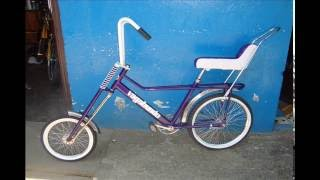BICICLETAS VAGABUNDO CLASICAS 2do. VIDEO