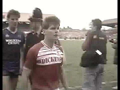 Middlesbrough v Leicester City 1987-88