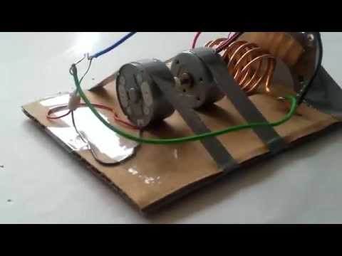 Tesla Electric Generator Tesla Coil To Power Your Home