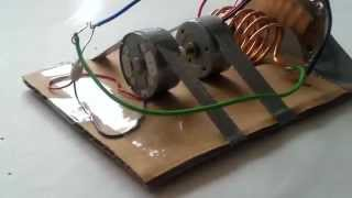 Tesla Electric Generator, Tesla Coil to Power Your Home