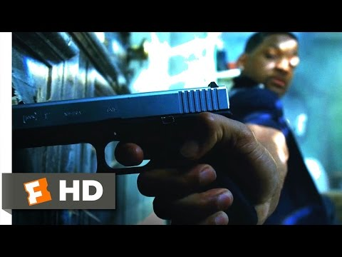 Bad Boys II (2003) - Haitian Gang Shootout Scene (2/10) | Movieclips