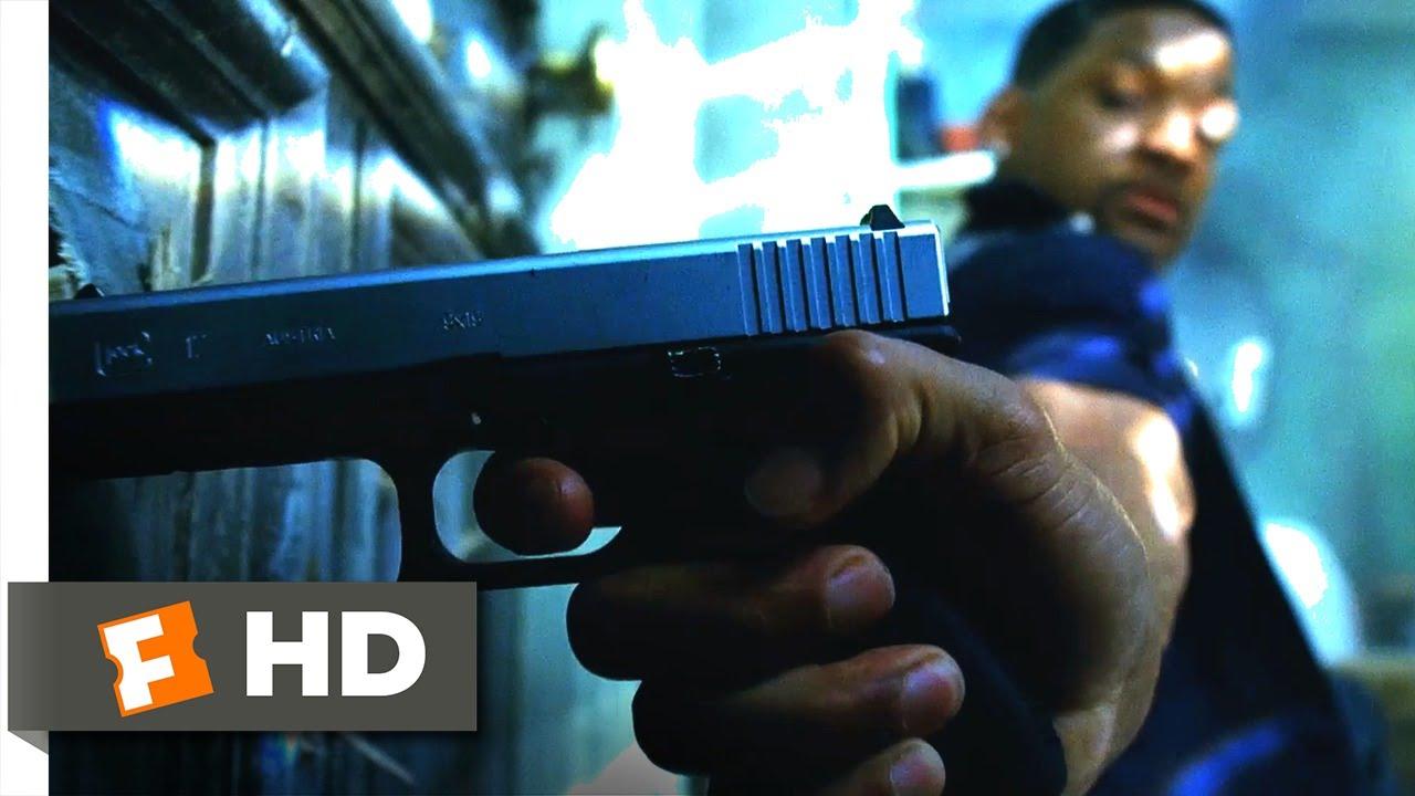 Download Bad Boys II (2003) - Haitian Gang Shootout Scene (2/10) | Movieclips
