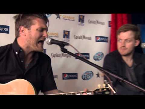Cold War Kids - SXSW 2013 - Miracle Mile Acoustic