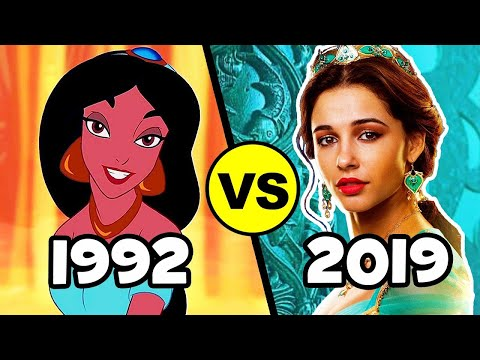 10 BEST & WORST Changes In Disney's ALADDIN (2019)