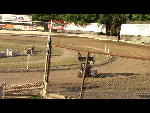Deming Speedway - micro 600 R Qualifying - May 11, 2018