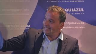 La Blanquiazul: Tito Ramallo explica algunas de las claves del Área Deportiva