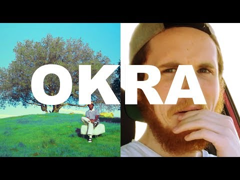 Tyler, The Creator - OKRA (FIRST REACTION/REVIEW)