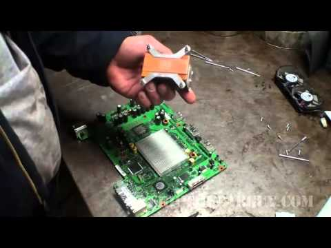 Repair Xbox 360 Red Ring Of Death