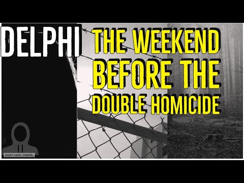 Download Delphi: What was happening the weekend before?