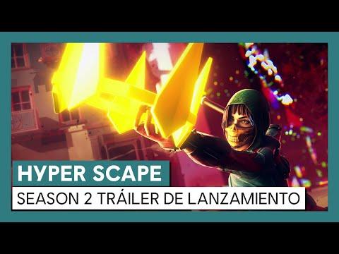 Hyper Scape: Season 2 Tráiler de lanzamiento