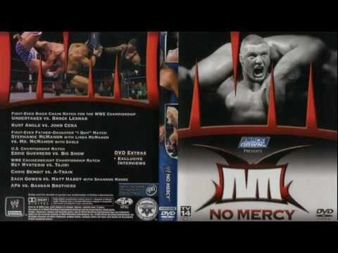 WWE No Mercy 2003 Theme Song Full+HD