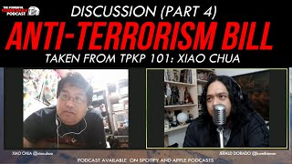Part 4: ANTI-TERRORISM BILL, FAIR Discussion