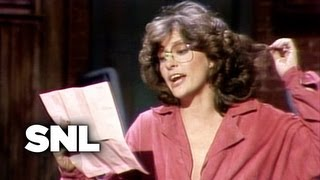 Elizabeth Ashley Monologue - Saturday Night Live
