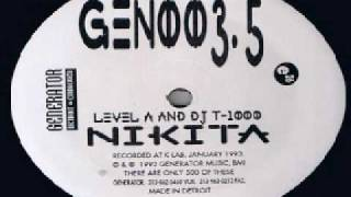 Level A and DJ T-1000 - Nikita