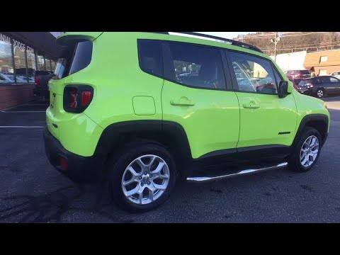 2017 Jeep Renegade Westborough, Worcester, Framingham, Acton, Fitchburg, MA 90556A