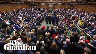 MPs vote to seize control of the Commons and force vote on Brexit delay