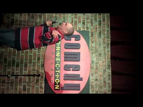 Jacob Hamel live at the Comedy Connection
