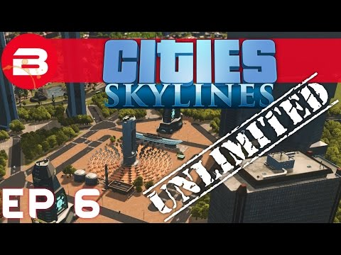 Power Of The Sun - E6 - Cities Skylines Unlimited (Creative