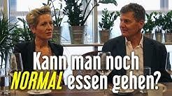 Wie wird man Testesser, Karl und Martina Hohenlohe (Gault Millau)?