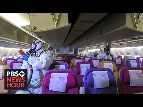 How China Is Responding To 'breakneck' Spread Of Novel Coronavirus