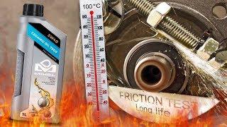 Mihel Ceramic Oil 7900 5W40 Jak skutecznie olej chroni silnik? 100°C