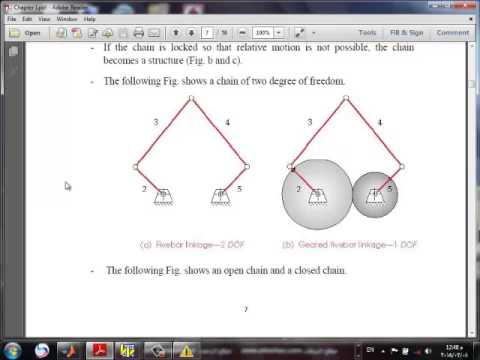 Theory of machines - lec 1 - Dr. Bassiouny - Meca18