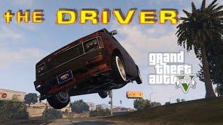 Funny GTA 5 movie the Driver (machinima)