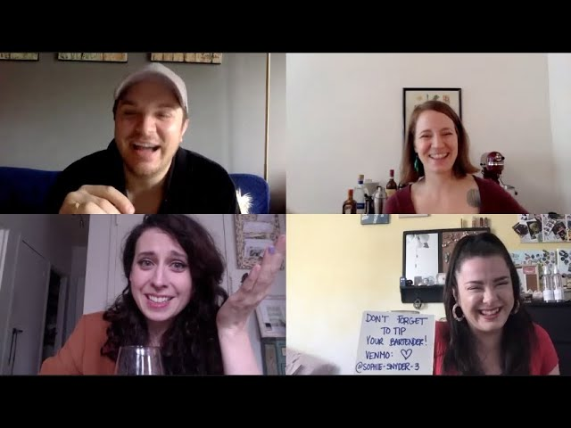 S4April4 with Jessy Caron and Sophie Snyder from Sip Tip Survive!