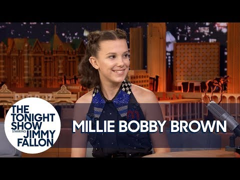 Millie Bobby Brown Is Obsessed with the Kardashians' Special Language