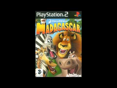 Madagascar The Game Music - Marty