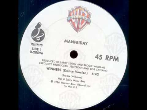 ManFriday - Winners_US Version 1986