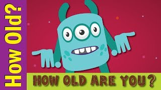 How Old Are You? Song | Kids ESL Songs | Fun Kids English