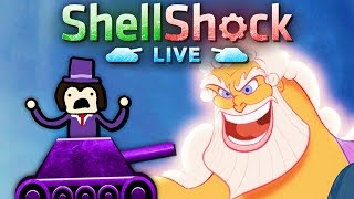 Zombey gegen Zeus, Hades & Poseidon! | SHELLSHOCK LIVE